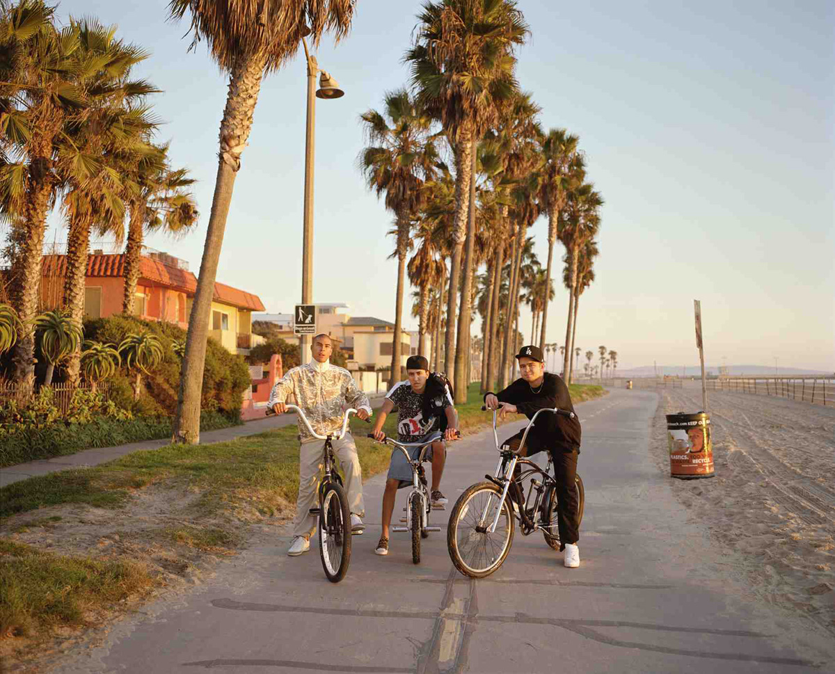 Bikers, Venice Beach, California 2007