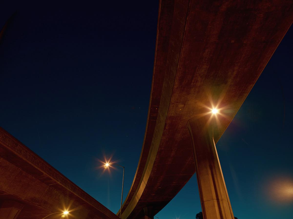 Sam Hicks: LA Freeway