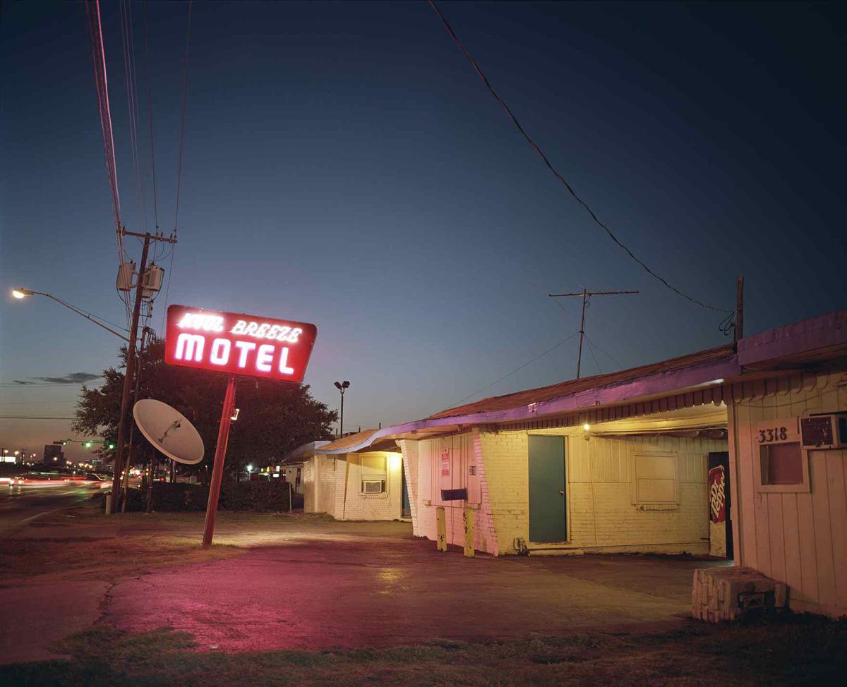 Motel Kool Breeze, Dallas, Texas 2006