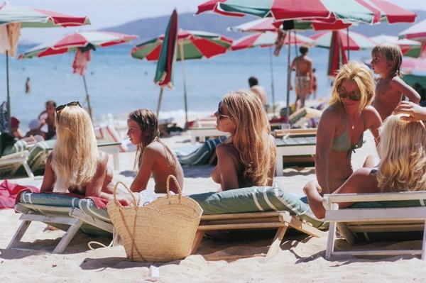 Saint Tropez Beach