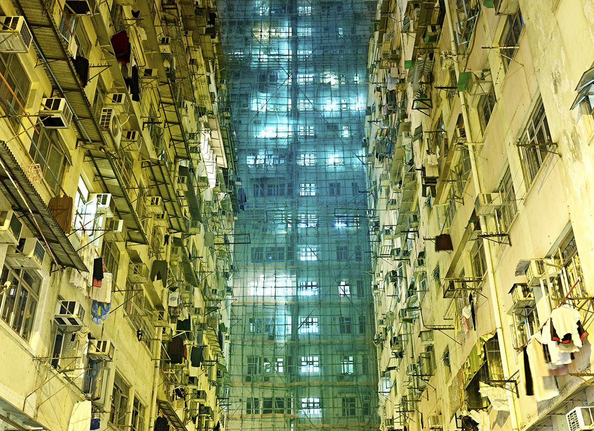 Hong Kong Scaffolding