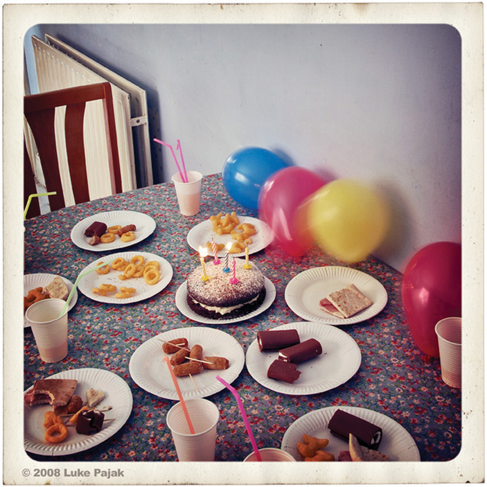 'Mi Casa Es Tu Casa' Birthday Party, 2008