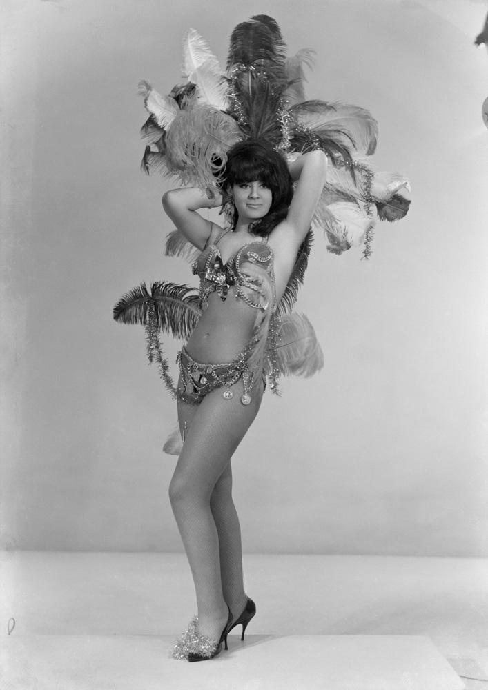 Caribe-Plumas (Vedette series), circa 1960s