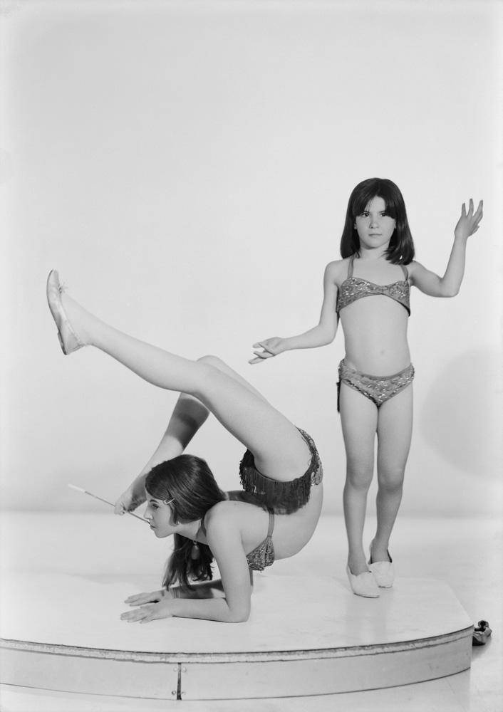 Ballesteros Sisters, circa 1960s