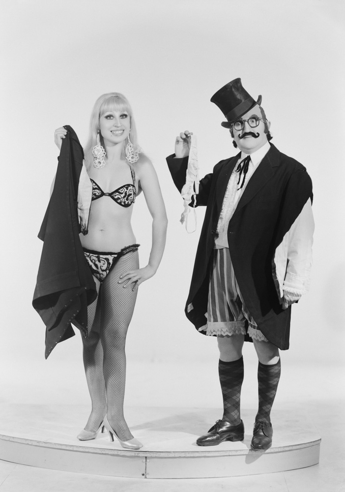 Concha-y-Joe, circa 1960s