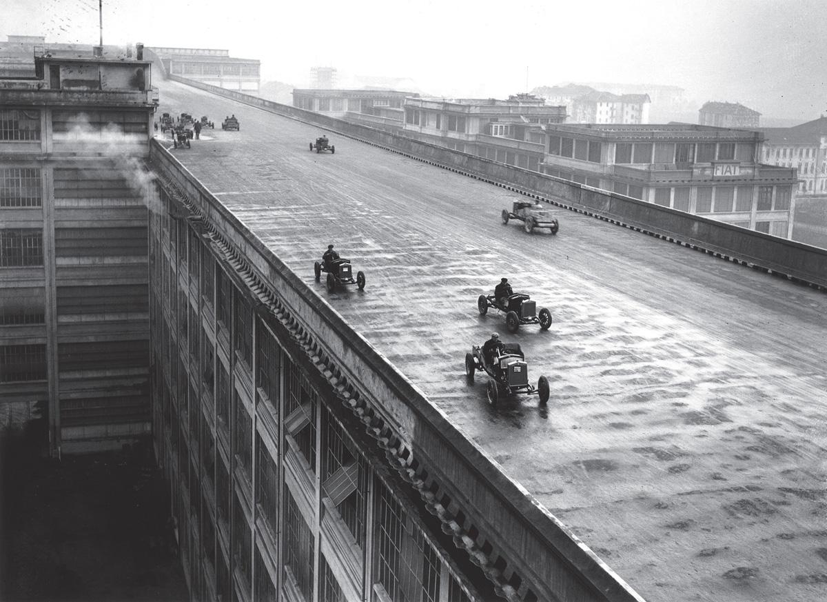 Rooftop Racing, 1923