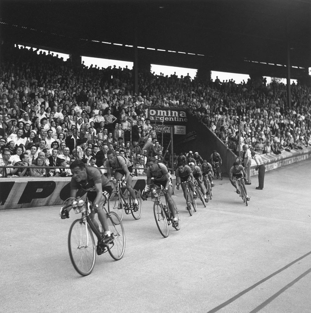 Tour De France End