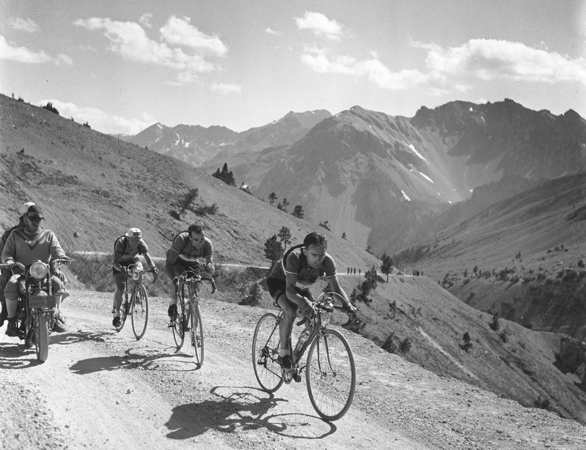 Mountain Stage, Tour de France