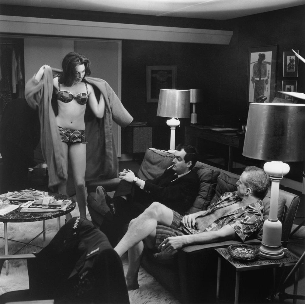 Kubrick on Set, 1963