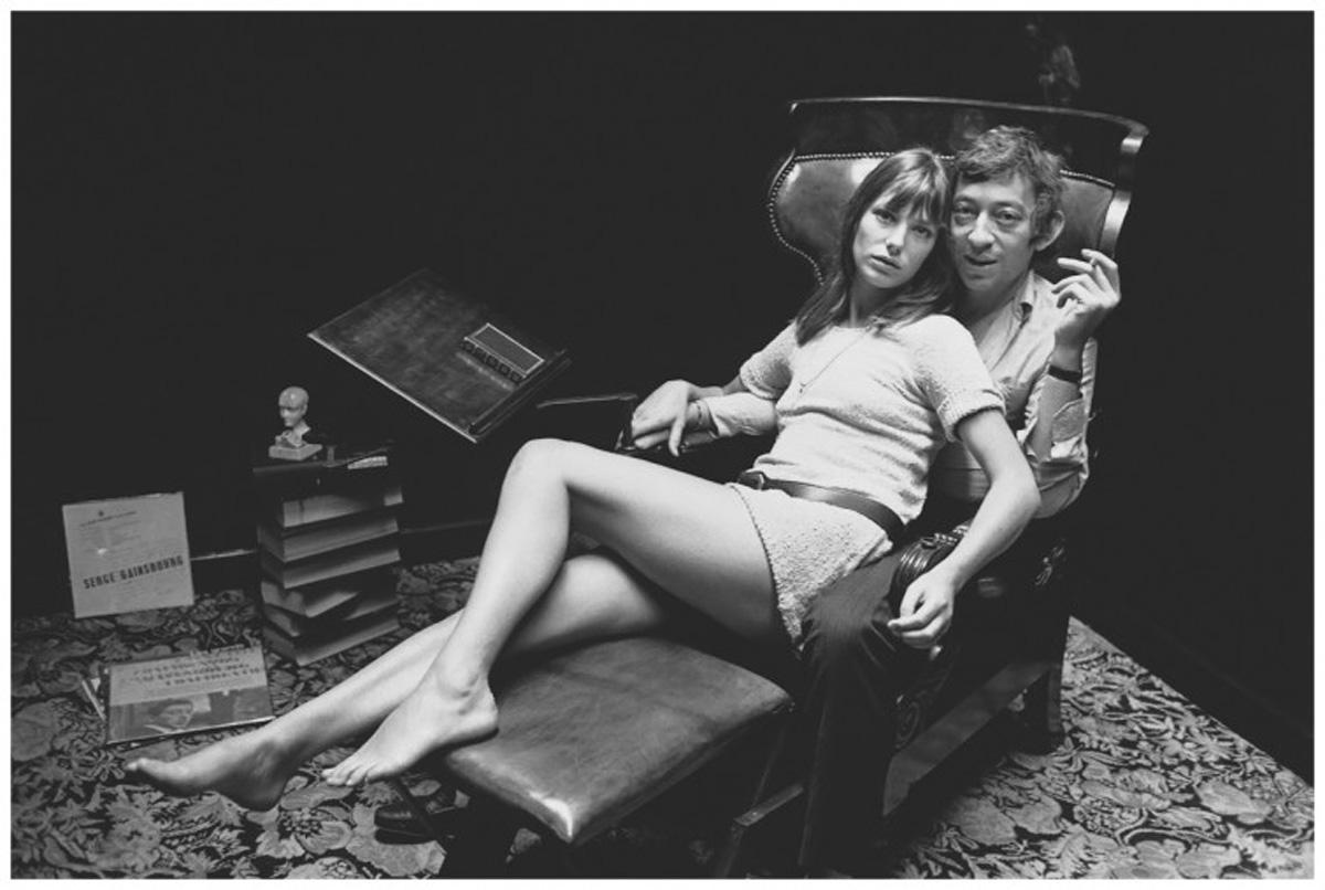 Birkin & Gainsbourg, 1968
