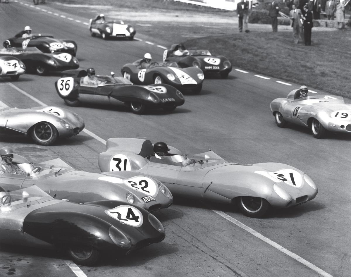 Silverstone Racing
