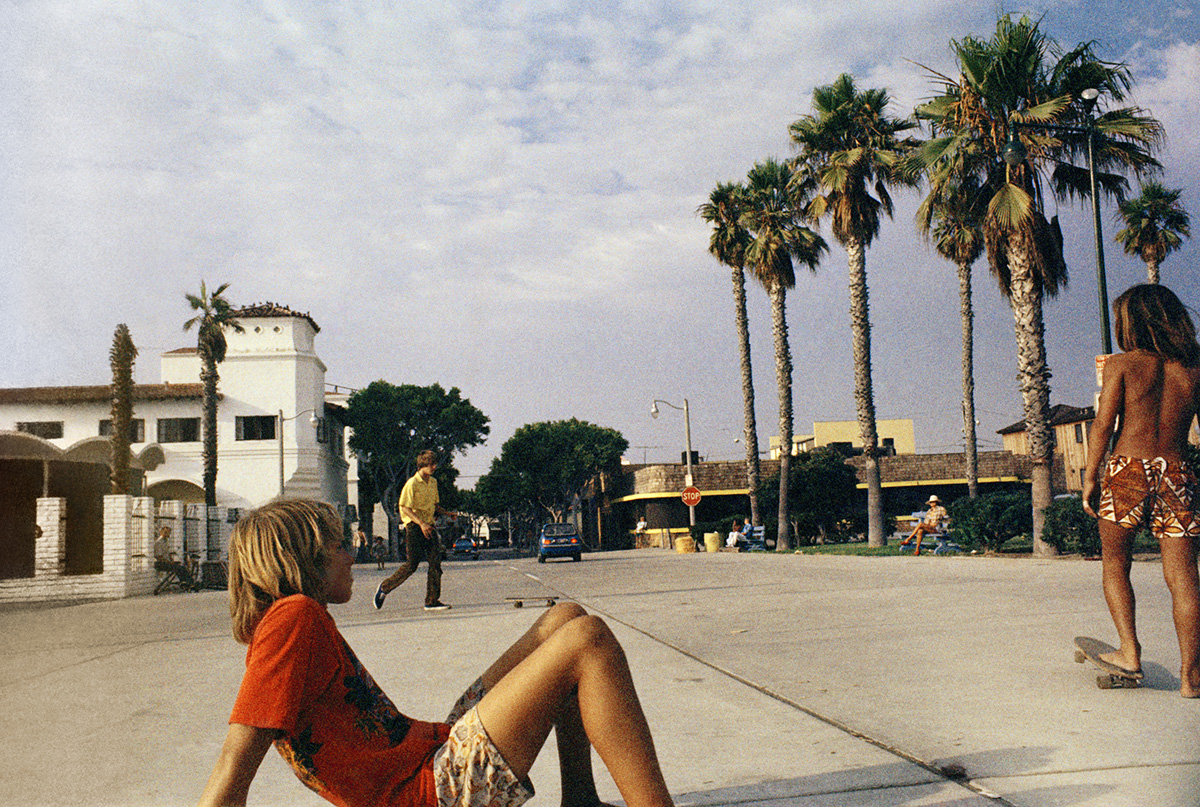 Hangin' in Balboa, August 1975