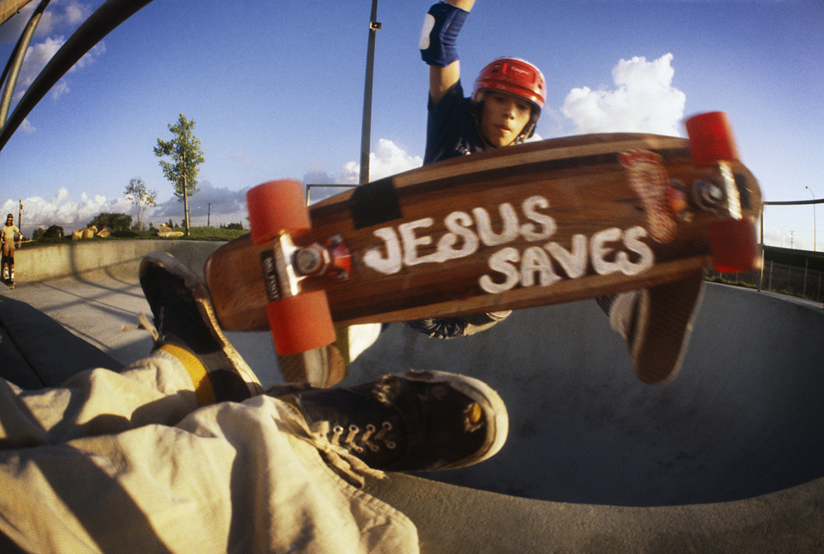 Jesus Saves, Marina Del Rey, 1977
