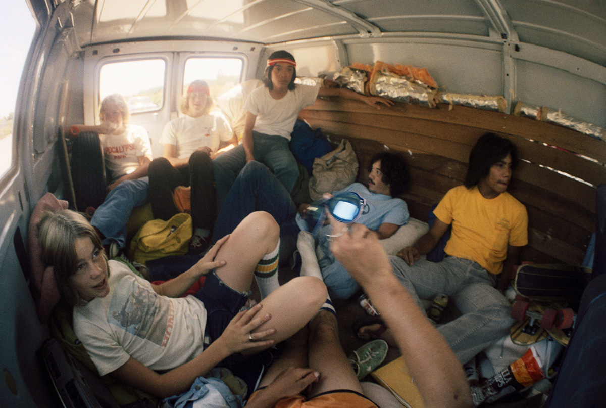 Riding to Ride, Highway 80, 1977
