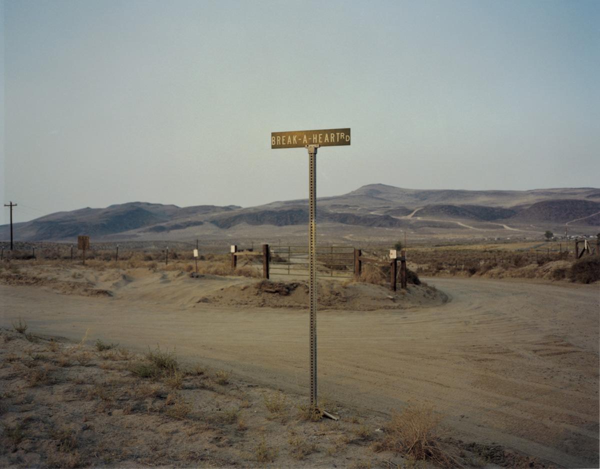 Break-A-Heart Road, 2012