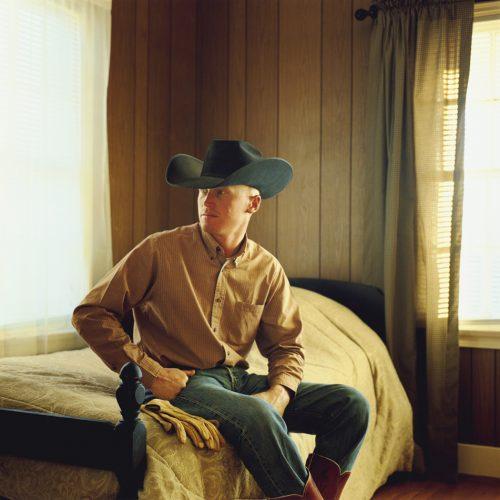 Ron Redford, Cowboy