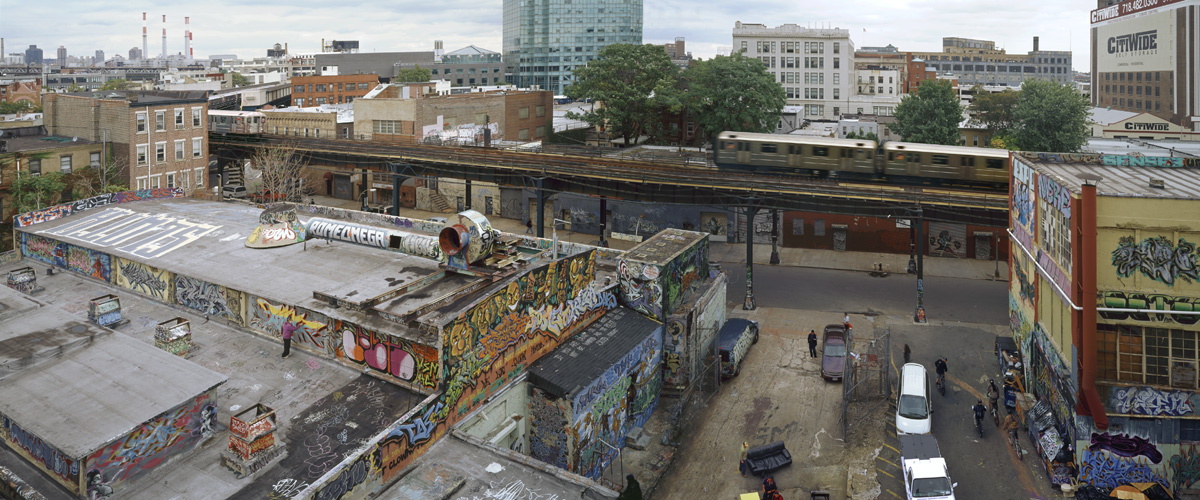 5 Points, Long Island City, 2005