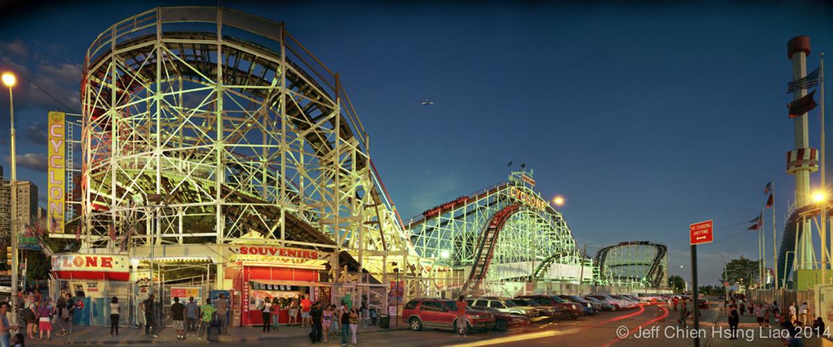 Cyclone (Coney Island series), 2010