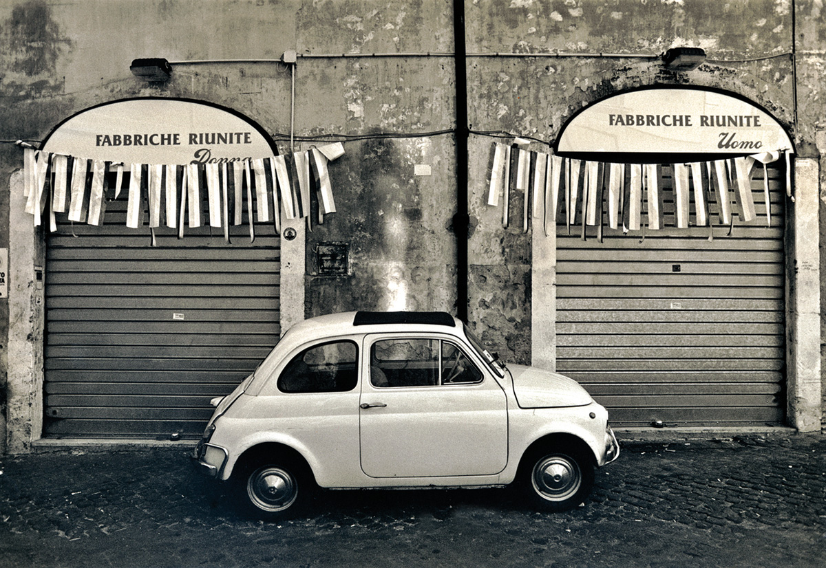 Fiat 500, 2005