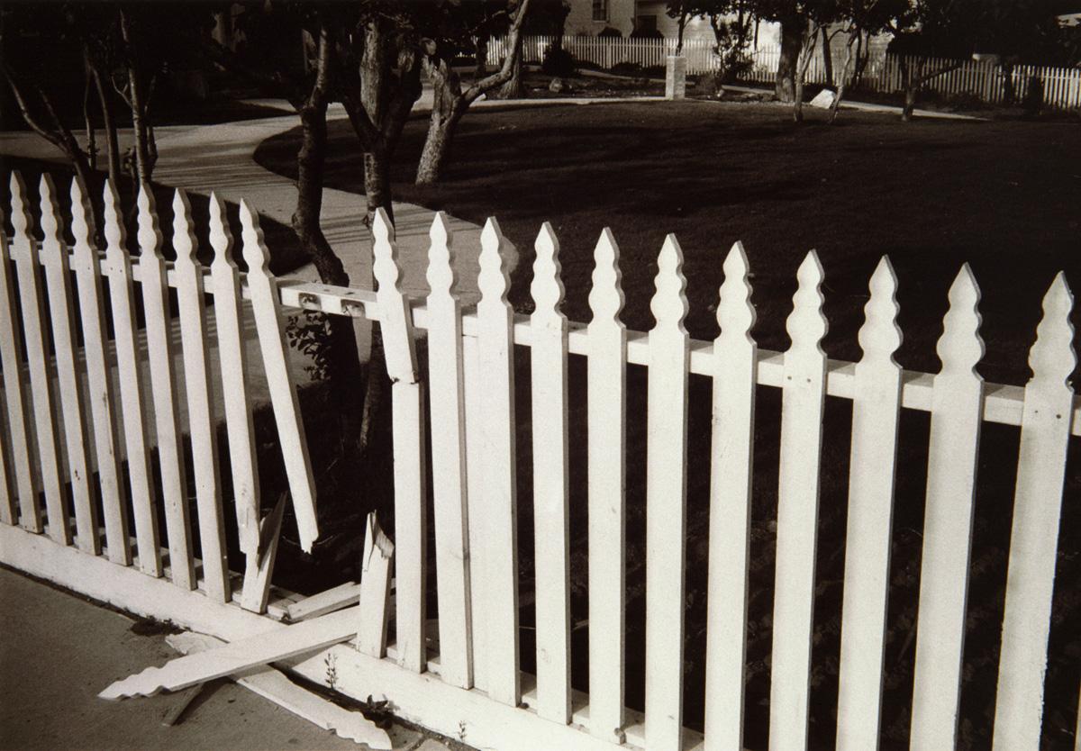 Broken Picket Fence