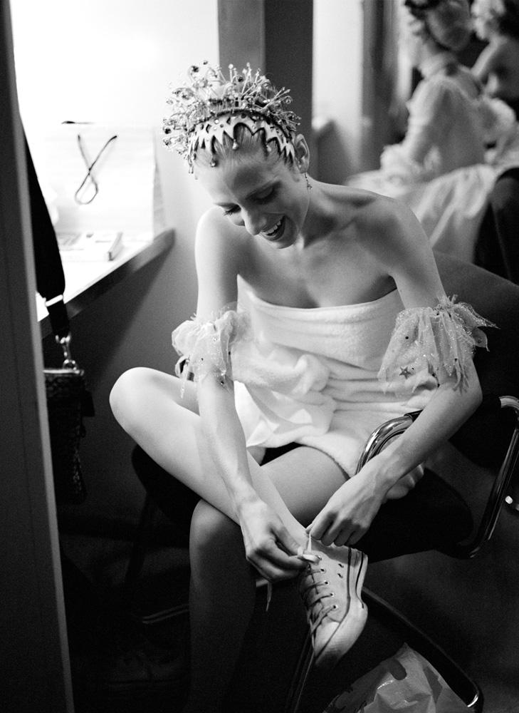 Cinderella Converse, 2004