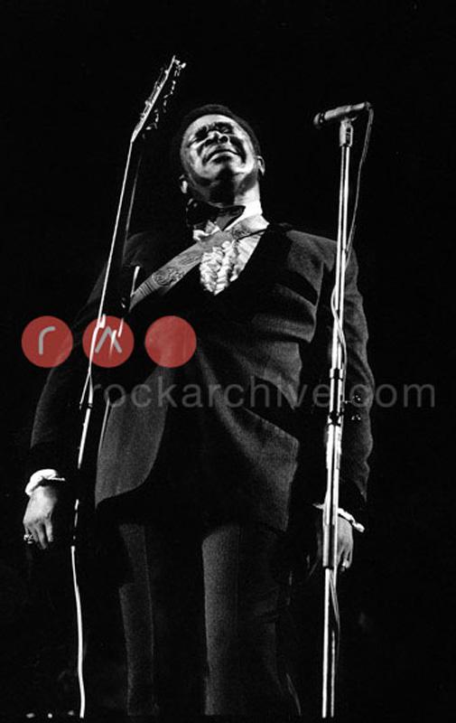 B.B King