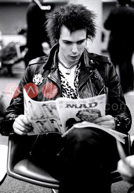 Sex Pistols (Sid Vicious)