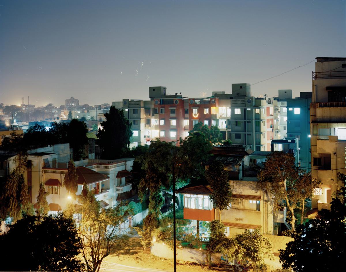 Untitled (Hostel C-2, Ahmedabad, India, 2008)