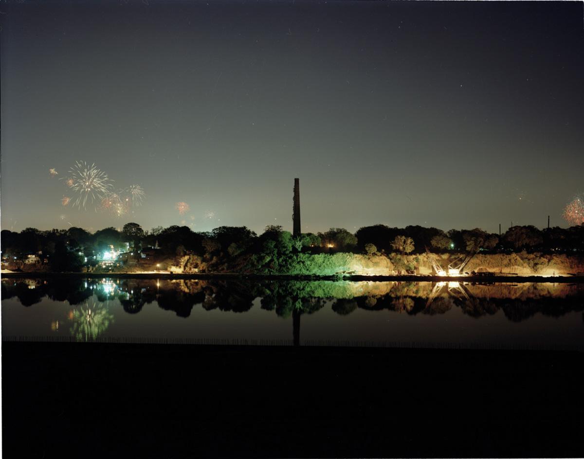 Untitled (Sabarmati River-3, Ahmedabad, India, 2008)
