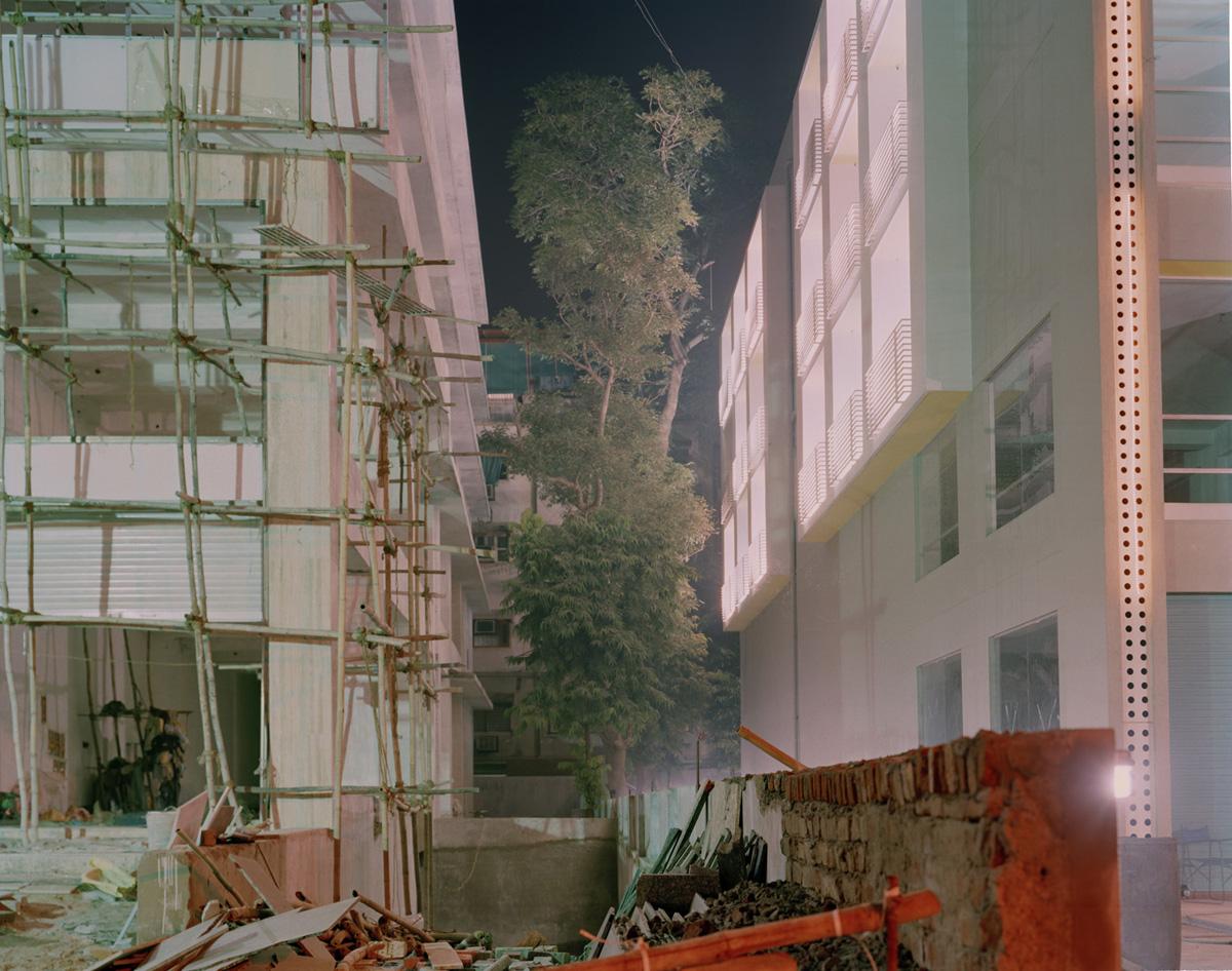 Untitled (Paanchvadi-1, Ahmedabad, India, 2010, from the series 'pikari')