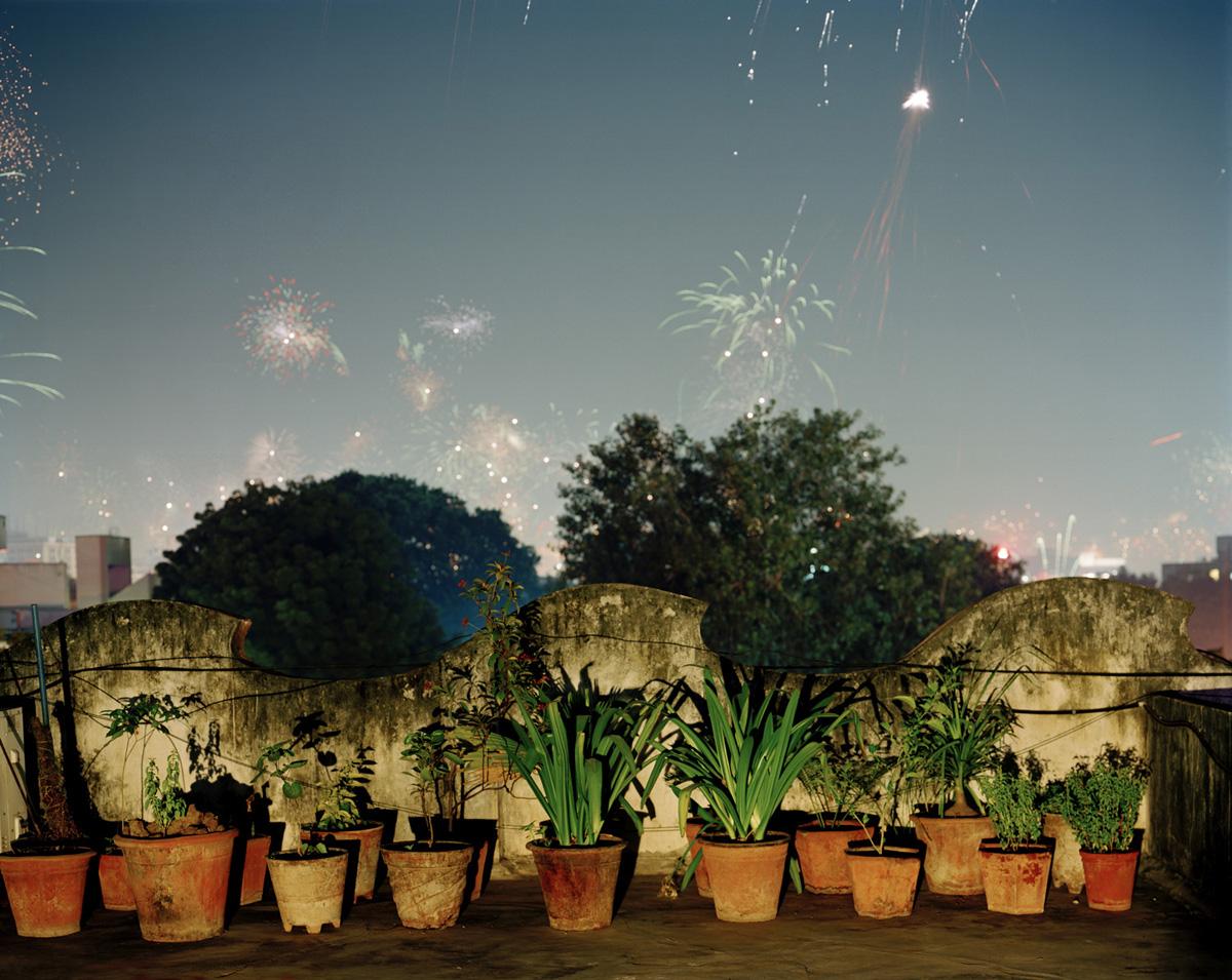 Untitled (Samay Apartment-3, Ahmedabad, India, 2010, from the series 'pikari')