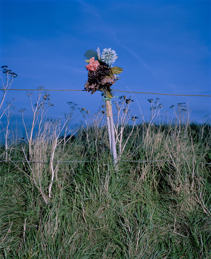 'In Memory of - 9' from the series Beachy Head