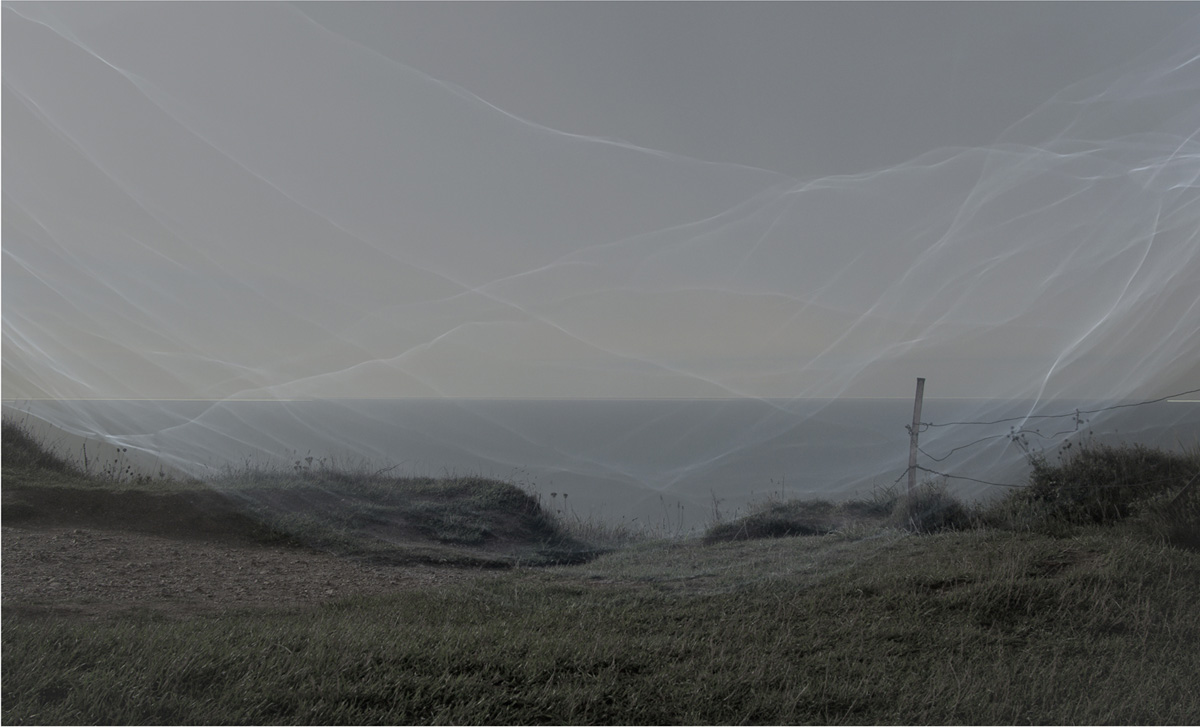 'Luminance in Flux 2' from the series Beachy Head