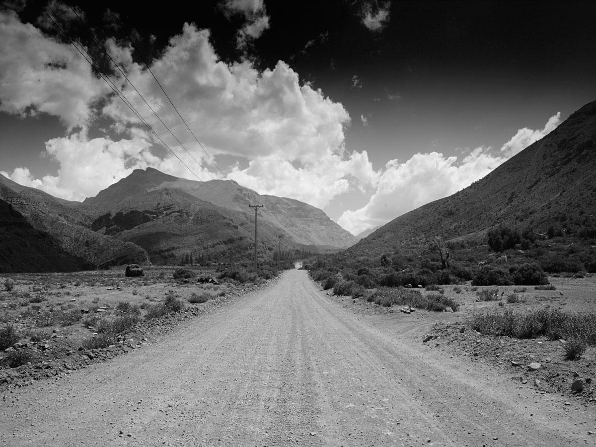 Rough Track, Chile, 2014