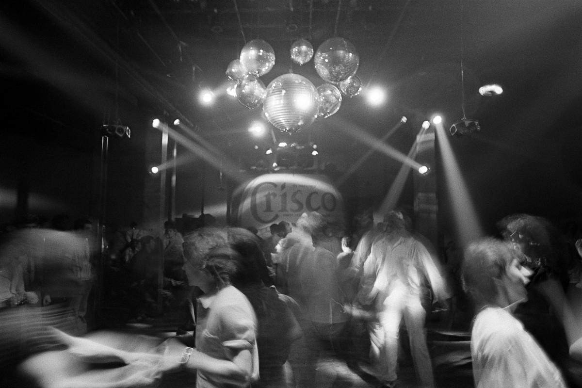 Crisco Disco Dance Floor, 1979