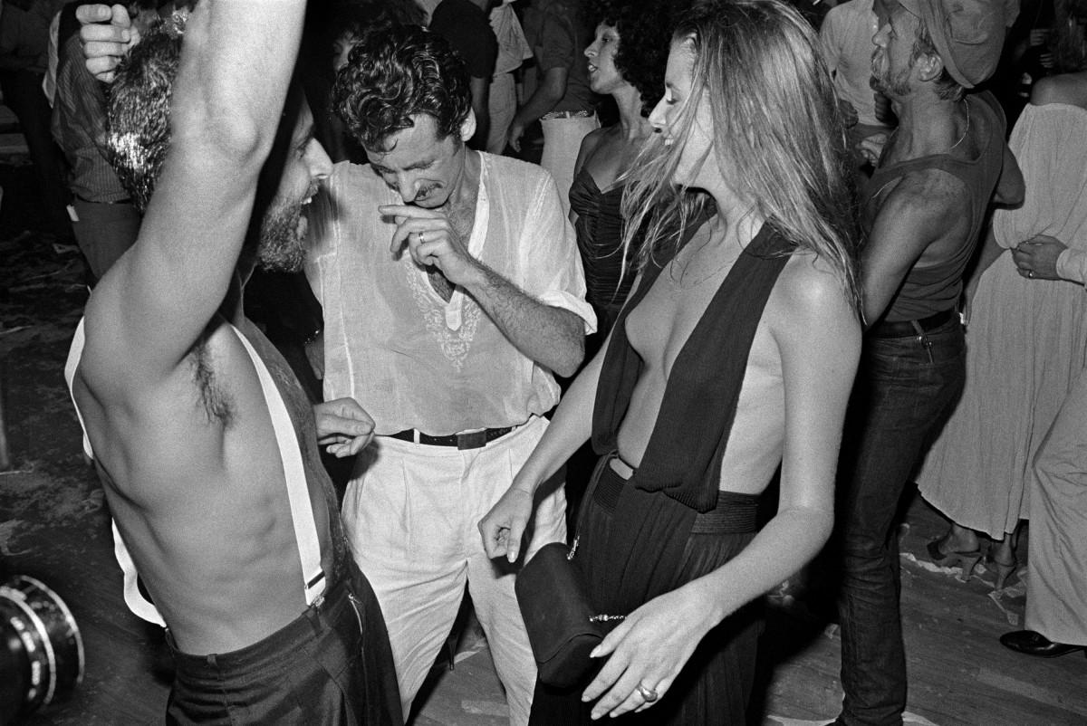 Xenon Dance Floor #3, 1979