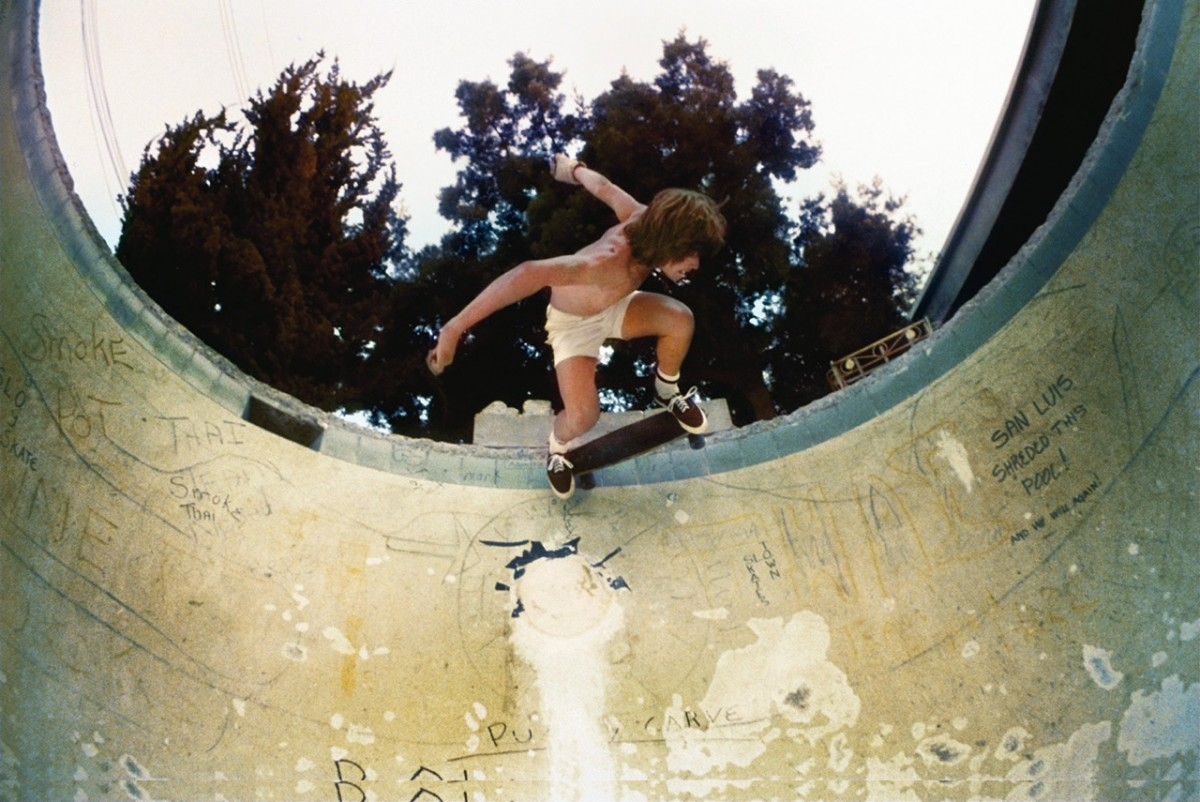 He Shreds This Pool, 1975