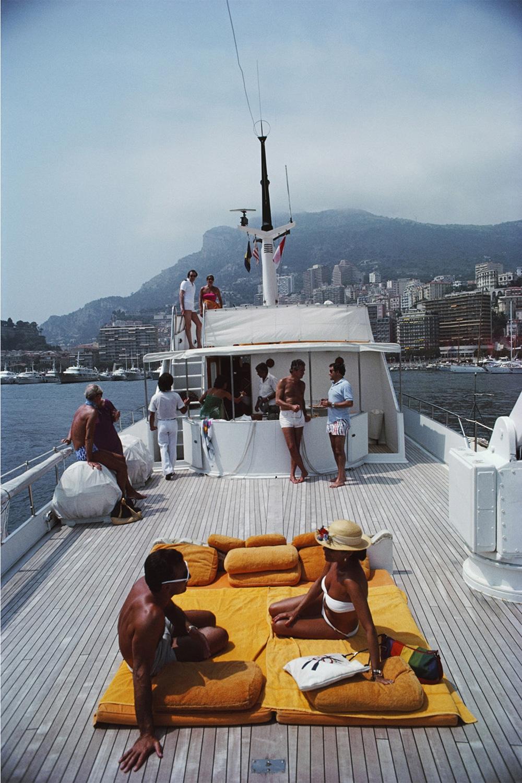 Slim_Aarons_Scottis-Yacht