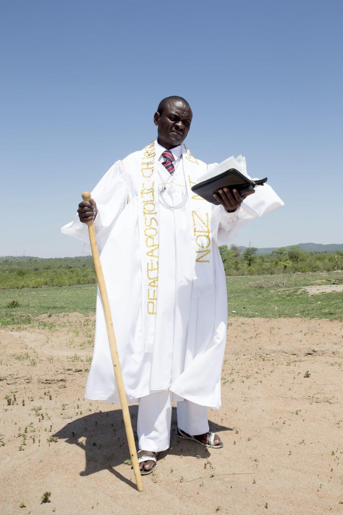 Giya Makonde-Wills, Prophet Solomon