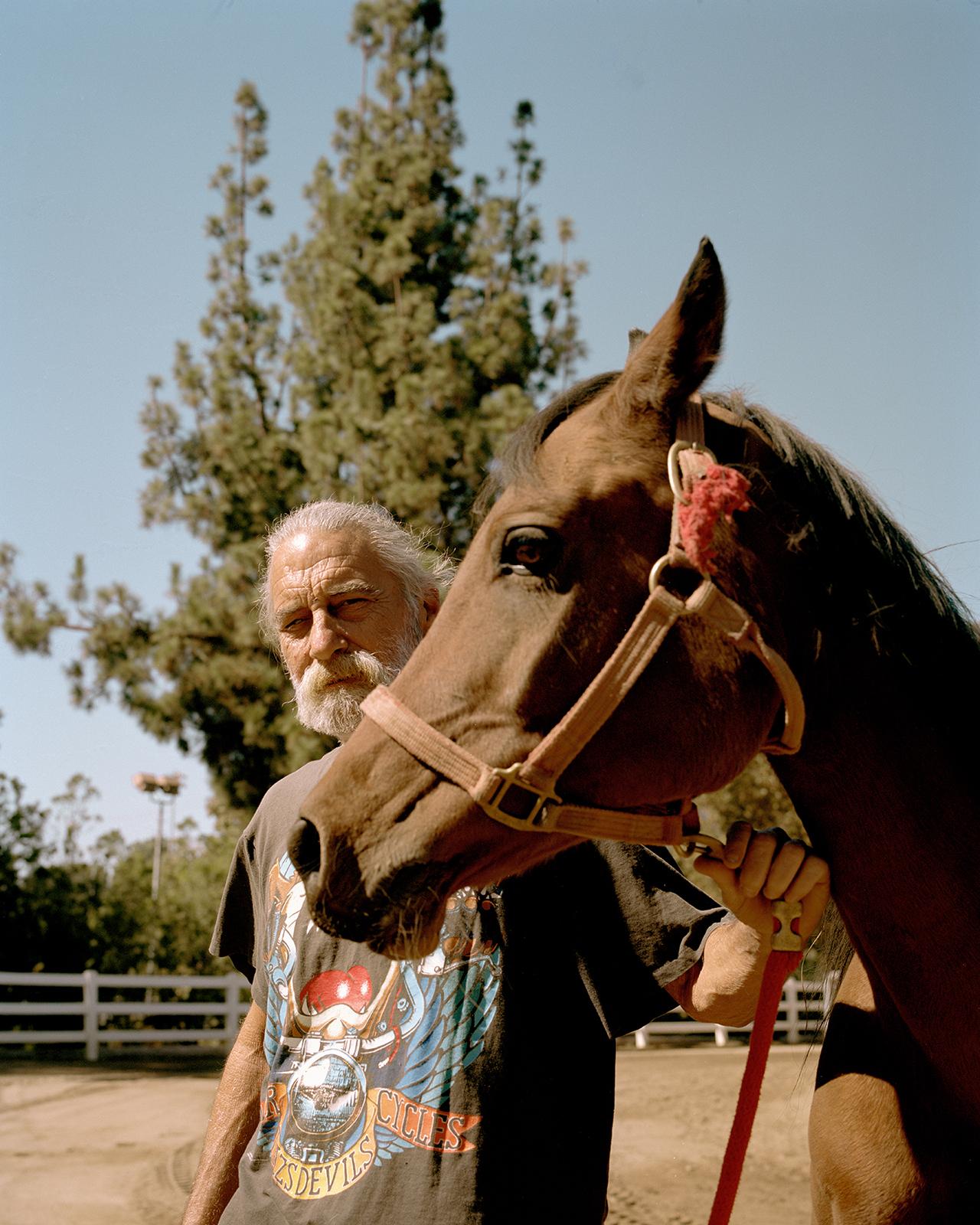 Henry Rose - October in Altadena