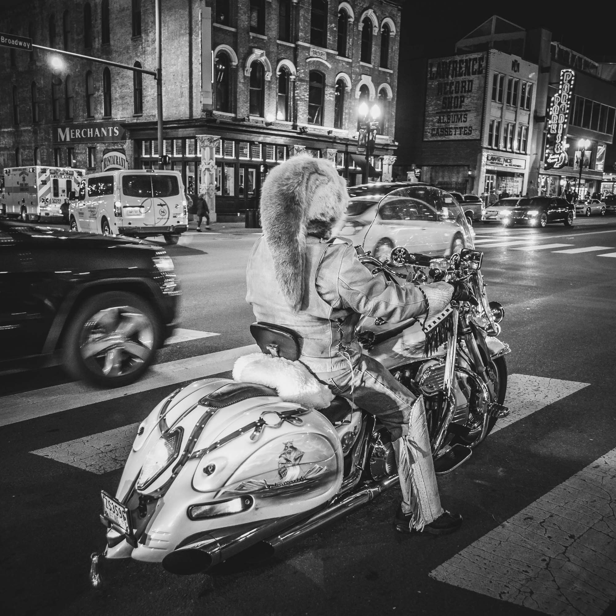 Road King - Nashville Tennessee