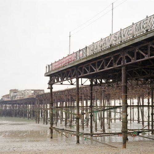 Hastings Pier, 2011