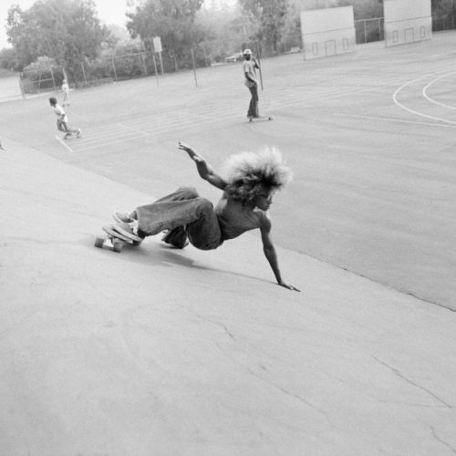 Solo at Kenter, Kenter Canyon Elementary, Los Angeles, CA, 1976